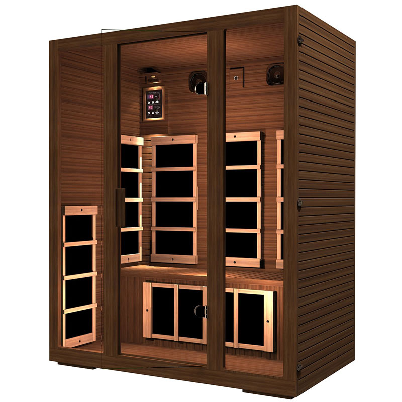 3 Person Sauna - Best Infrared Sauna