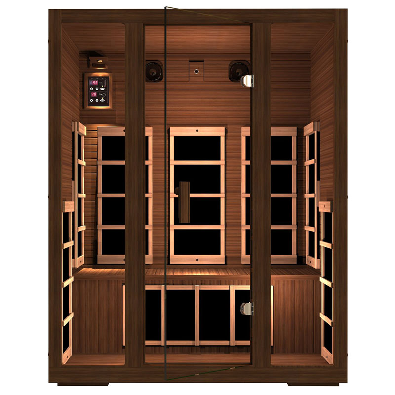 JHN Freedom 3 Person Sauna