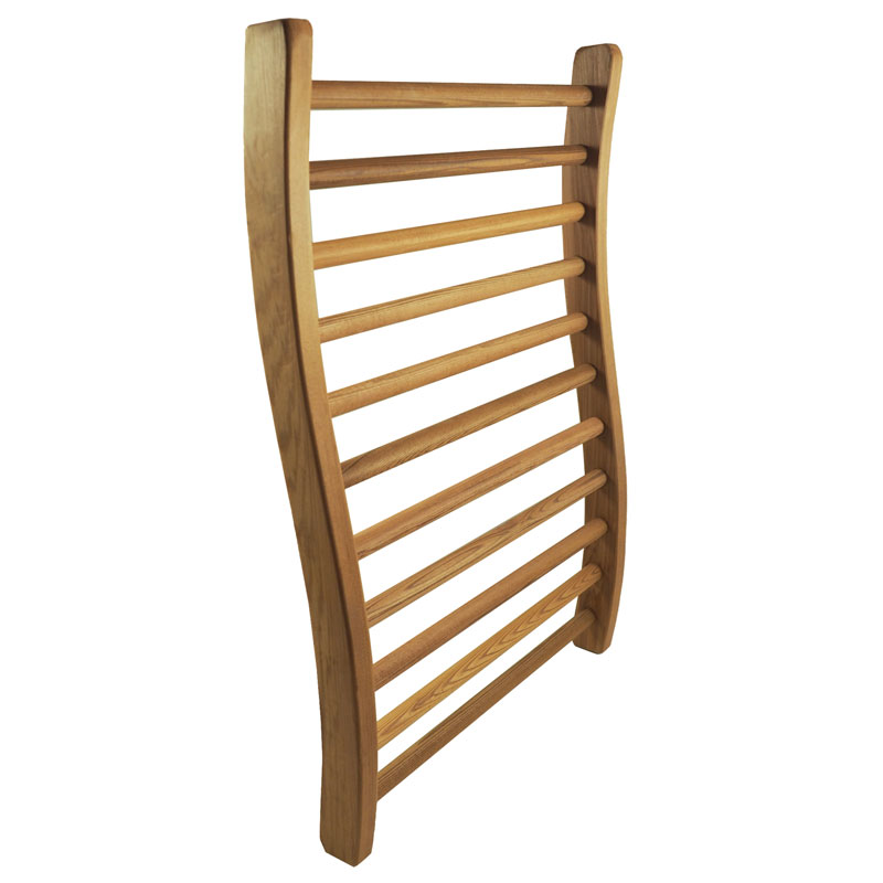 Home Sauna Equipment - Cedar Sauna Backrest